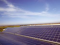 Panneaux solaires nettoyage